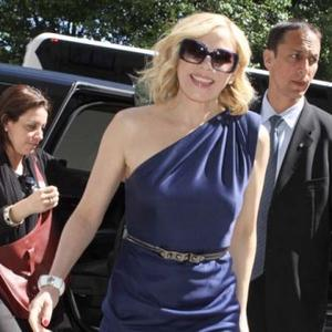 Kim Cattrall Strict On Satc Style