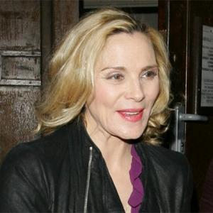 Kim Cattrall Enjoying Being Single