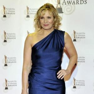 Kim Cattrall Finds Dating 'Scary'