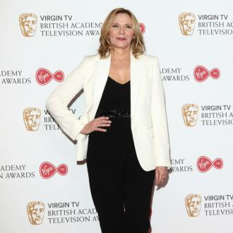 Kim Cattrall became a US citizen to vote in the election