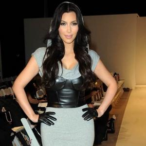 Kim Kardashian Likes Natural Look