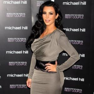 Kim Kardashian Serenaded By Boyfriend