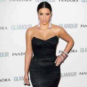 Kim Kardashian Likes Make-up Transformation