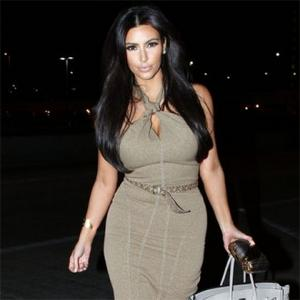 Kim Kardashian's Needs New Bowling Ball