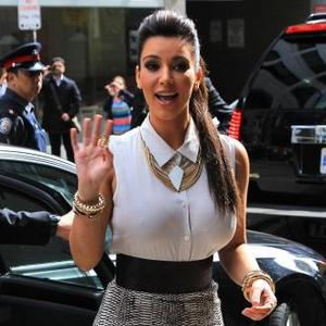 Kim Kardashian Wants Supermodel Figure