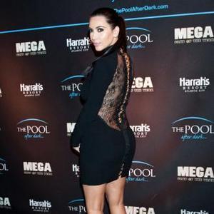Kim Kardashian's Mysterious Perfume