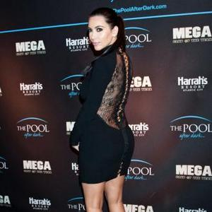 Kim Kardashian Hates Her Thighs
