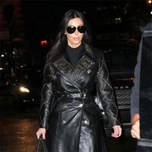 Kim Kardashian Buys Self-flushing Toilet