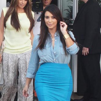 Kim Kardashian Resorts To Diet Pills