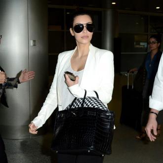 Kim Kardashian Causes A Stir In Bahrain