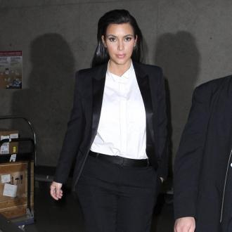 Kim Kardashian To Tweet Baby Photo