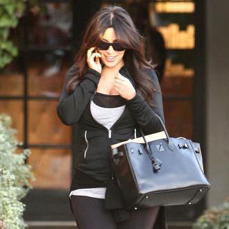 Kim Kardashian accused of using baby in divorce battle