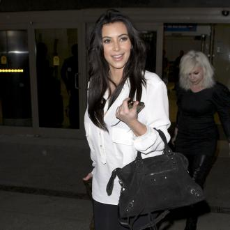 Kim Kardashian Wants To Be 'Full-time Wife'