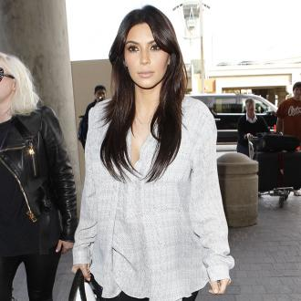 Kim Kardashian Finds Ideal Maternity Jeans