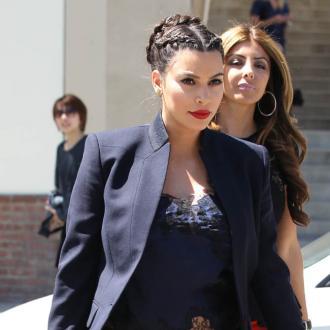 Kim Kardashian's Baby Looks Like Her