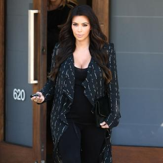 Kim Kardashian Says Motherhood Is 'Beautiful'