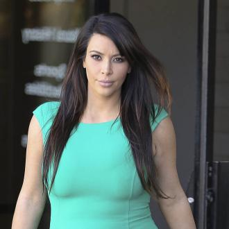 Kim Kardashian Spotted For First Time Since Giving Birth