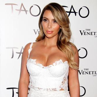 Kim Kardashian's Selfie Was In Response To Fat Jibes