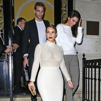 Kim Kardashian Stars Topless In Kanye's 'Bound 2' Video