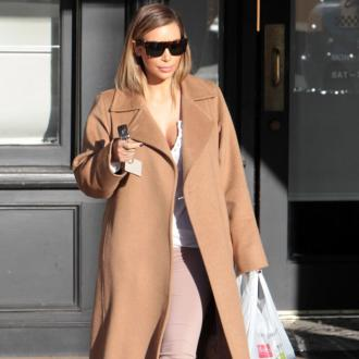 Kim Kardashian Hit With Parking Fine
