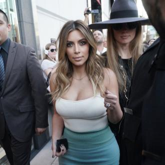 Kim Kardashian Slams Photoshop Rumours