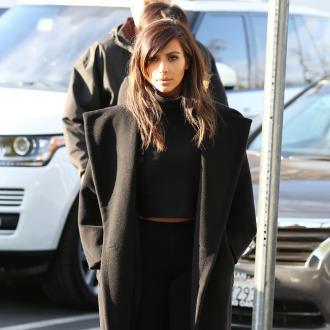 Kim Kardashian Saving Clothes For North