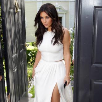 Kim Kardashian felt like Carrie Bradshaw on Vogue shoot