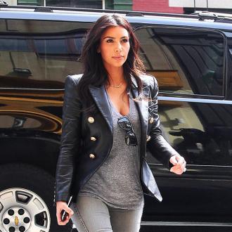 Kim Kardashian Donates Toys To Orphanage