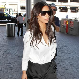 Kim Kardashian Planning Honeymoon Baby