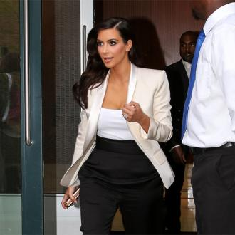 Kim Kardashian's Wedding Guests Are 'All Competing'