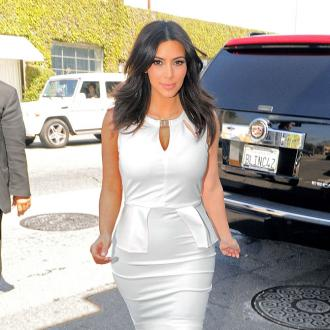 Kim Kardashian Worried About Wedding Weather