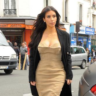 Kim Kardashian Enjoys Shopping Spree In Prague