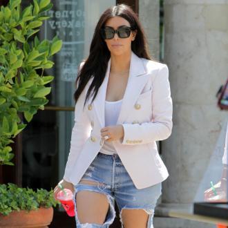 Kim Kardashian's Booty Room