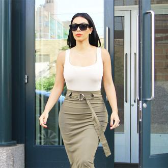Kim Kardashian Househunting In New York