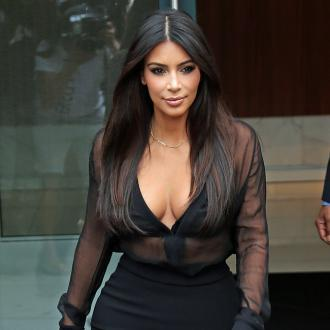 Kim Kardashian West Is Constantly On Edge