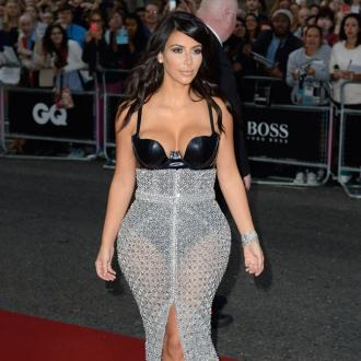 Stylist Ripped Kim Kardashian's Gq Dress