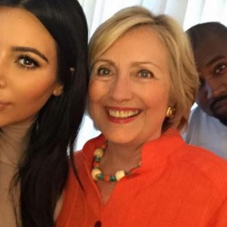 Kim Kardashian And Hillary Clinton Break Internet
