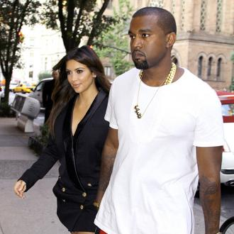 Kim Kardashian Slows Down For Kanye