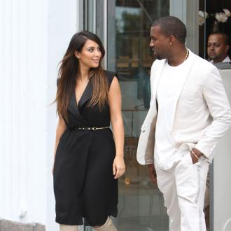 Kanye West And Kim Kardashian: Friends Over Lovers