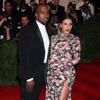 Kim Kardashian Begs Kanye West To Attend Baby Shower