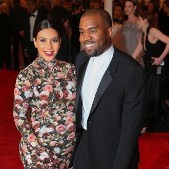 Kim Kardashian Names Baby Kaidence Donda West