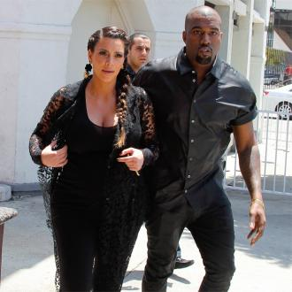 Kim Kardashian And Kanye West In 'Power Struggle'