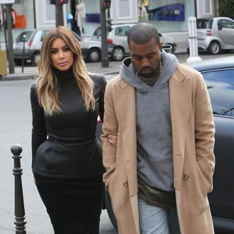 Kanye West Writing Film Featuring Kim Kardashian