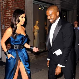 Kim Kardashian Not Married To Kanye West