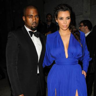 Kim Kardashian Worried Rain Will Ruin Wedding