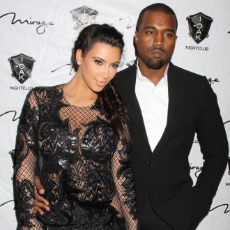 Kim Kardashian Marries Kanye West