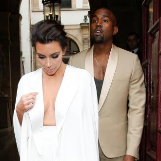 Kim Kardashian Gets Kanye West A Secret Room