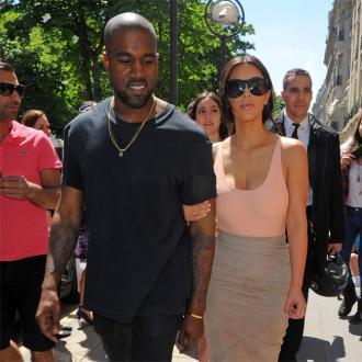 Kim Kardashian And Kanye West Enjoy Mexican Honeymoon