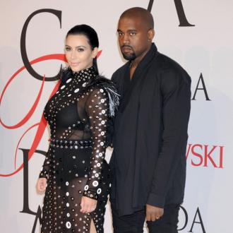 Kim Kardashian And Kanye West Eye UK Home