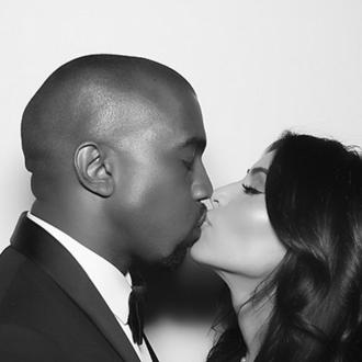 Kim Kardashian had 'extremely long' wedding kiss